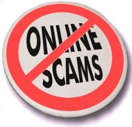 On Line Scam?